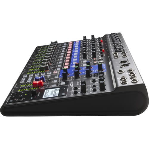 Digital Mixer Recorder : zoom livetrak l 12 12 channel digital mixer multitrack recorder demo unit prosoundgear ~ Vivirlamusica.com Haus und Dekorationen