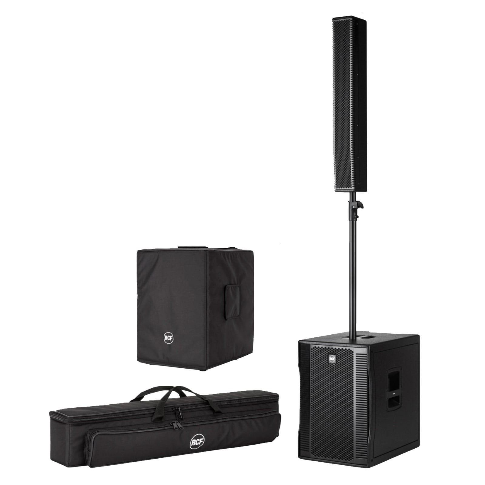 RCF EVOX 12 Active Portable 2-Way Array PA System ...