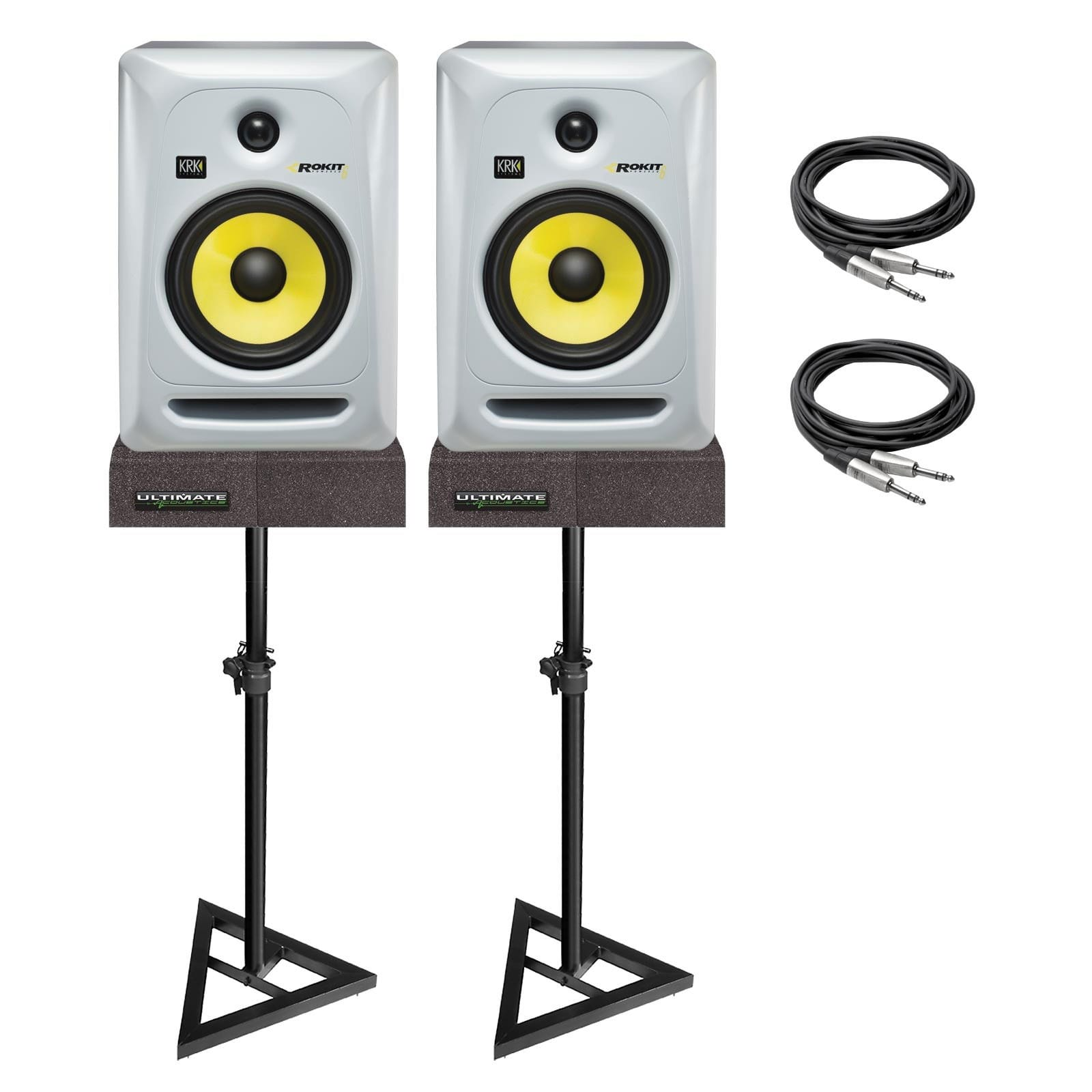 2-krk-rokit-6-g3-rp6g3-6-white-powered-studio-monitor-speakers-with-stands-bluetooth-wireless-in-ear-headphones-package-27d