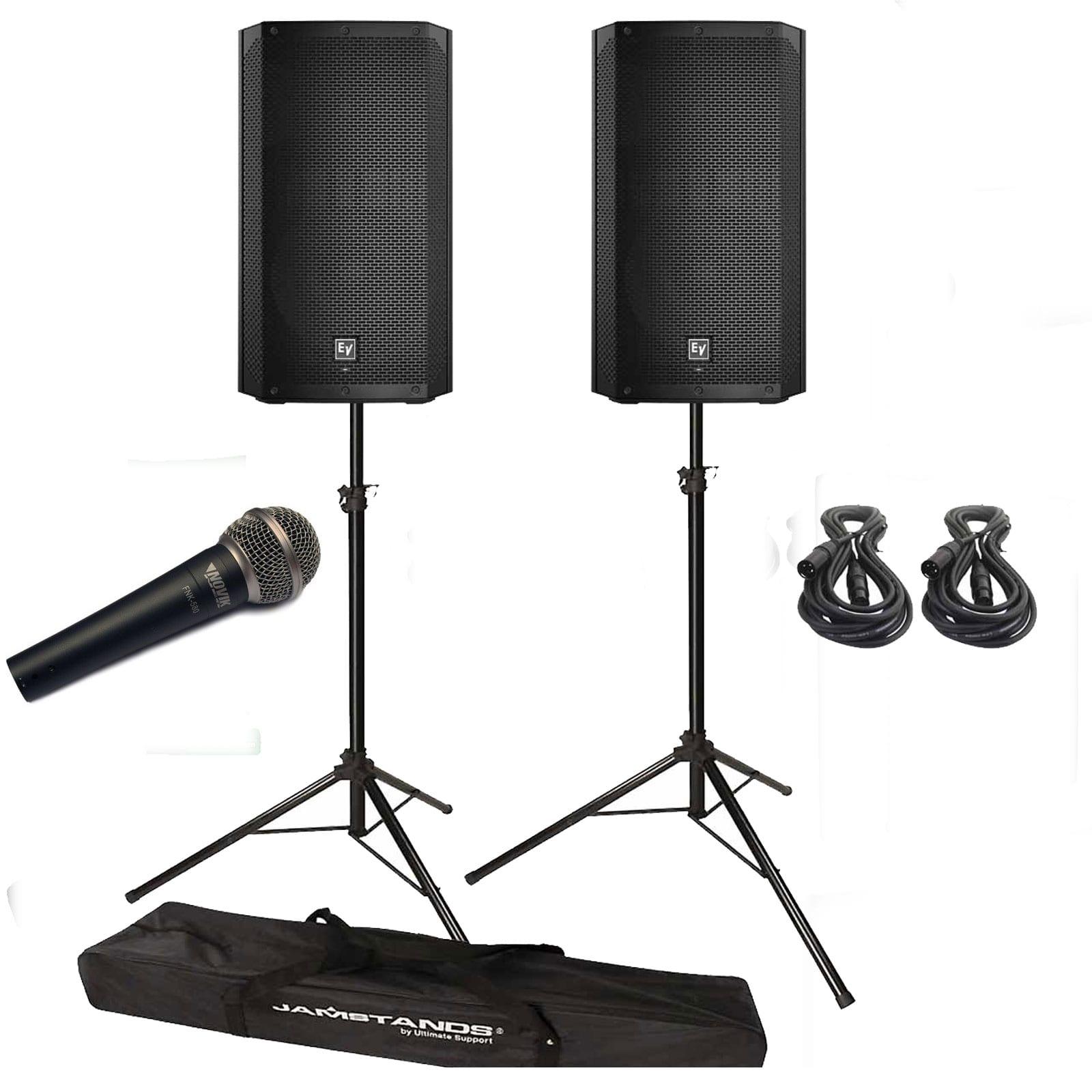Electro Voice Elx200 12p 12 Quot 2 Way Powered Speakers