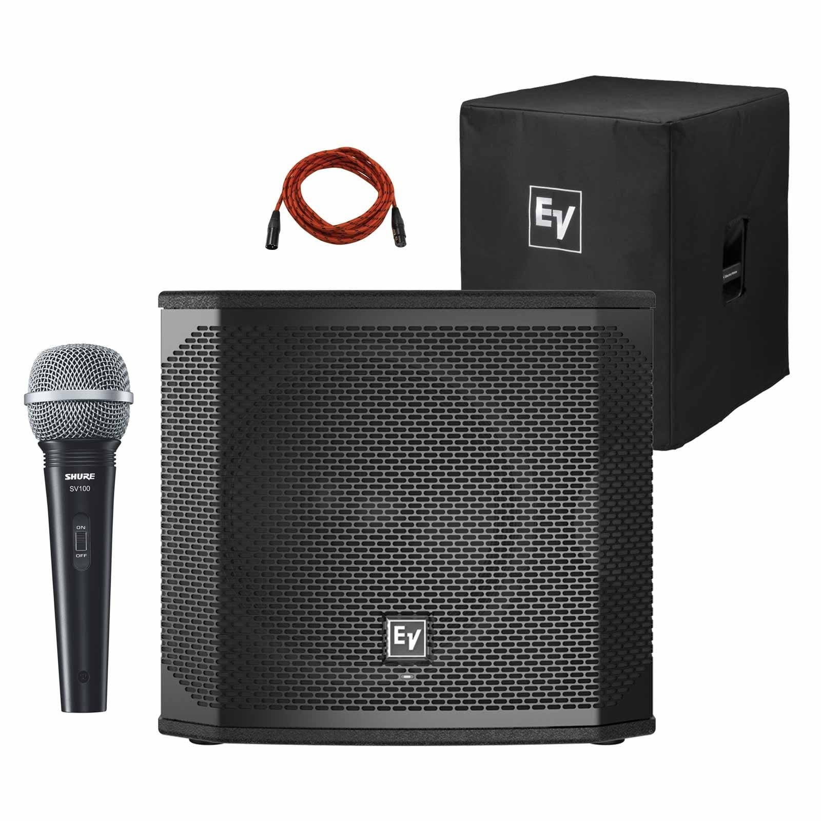 electro-voice-elx200-18sp-18-powered-subwoofer-with-microphone-cover-package-565