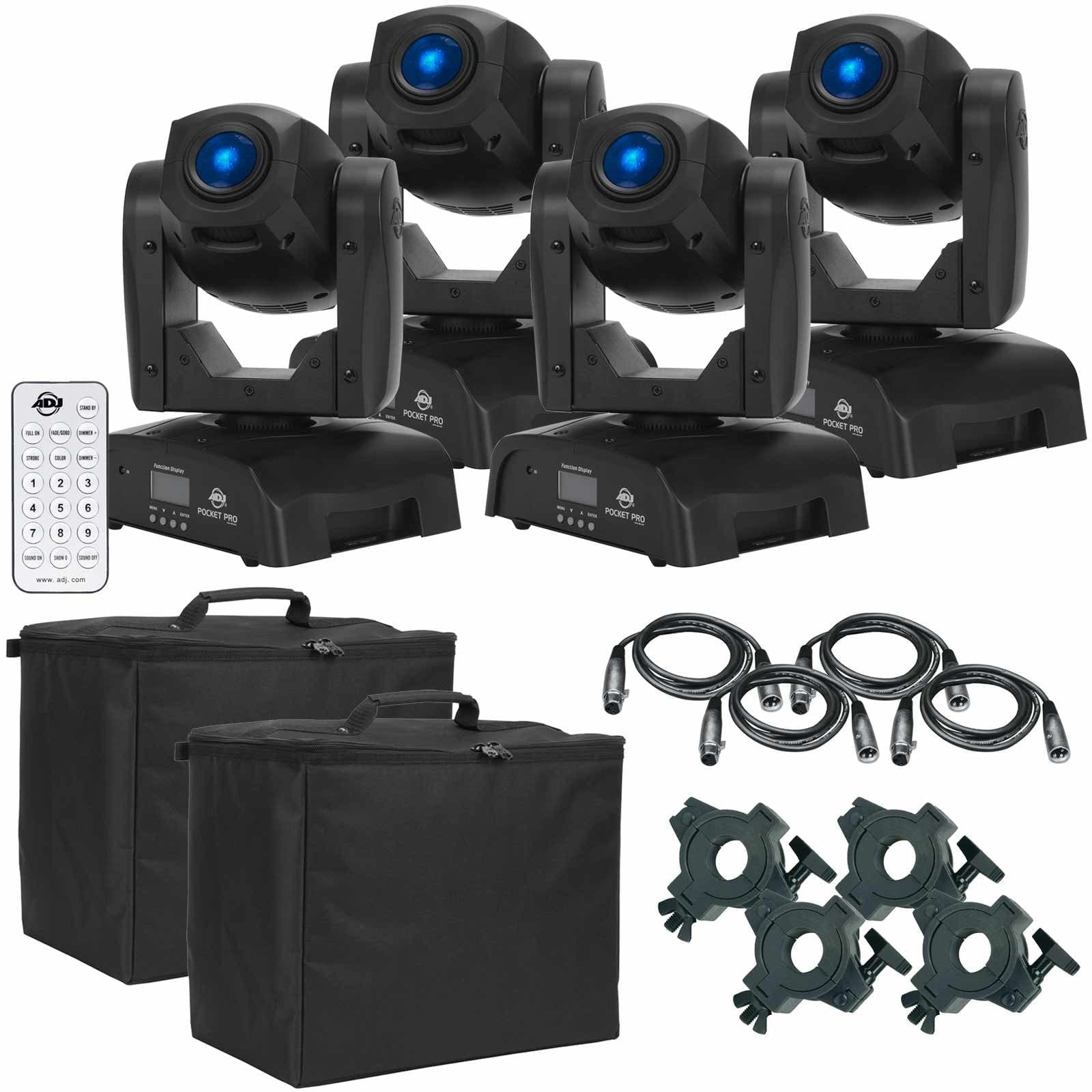 4-american-dj-pocket-pro-high-output-mini-moving-heads-with-uc-ir-universal-remote-control-package-0