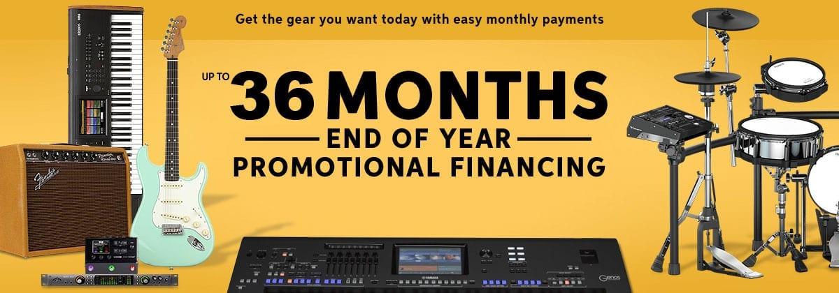 Financing Options | ProSoundGear