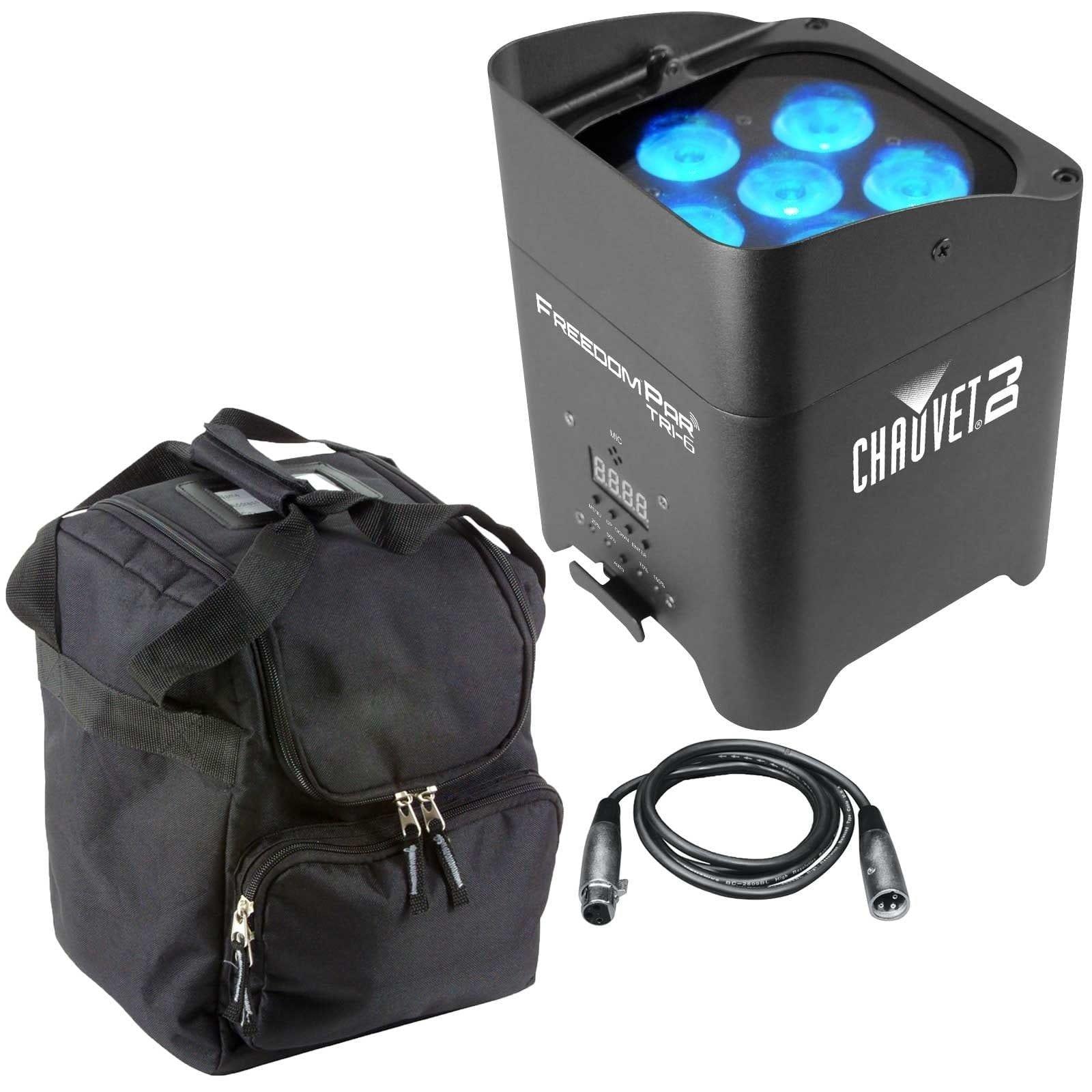 chauvet-dj-freedom-par-tri-6-d-fi-wireless-rechargeable-rgb-led-par-package-de6