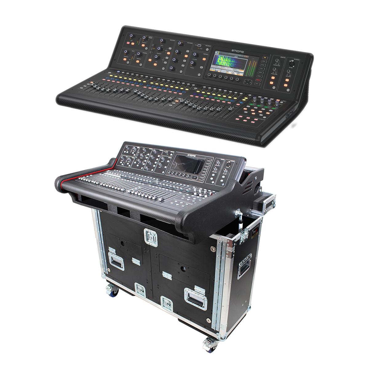 - 6 Midas M32 LIVE - ProX Cases XZF-MID M32 - $4999.99