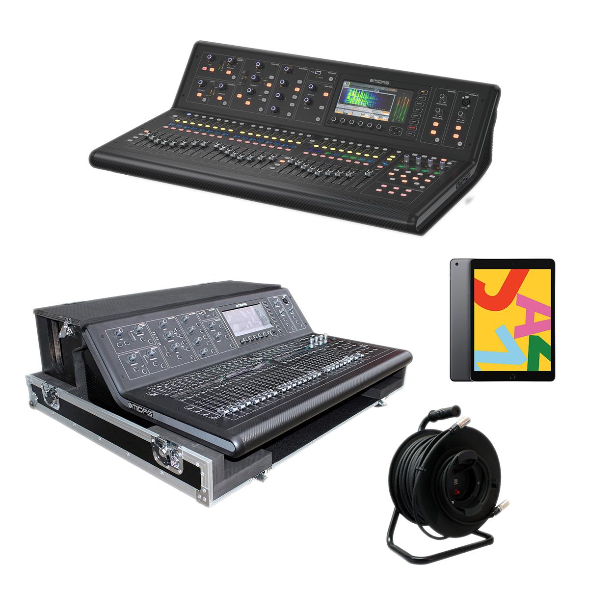 - 7 Midas M32 LIVE - ProX XS-MIDM32DHW - Proco Cat6e 150Ft - Apple iPad (10.2-Inch, Wi-Fi, 32GB) - $4999.99