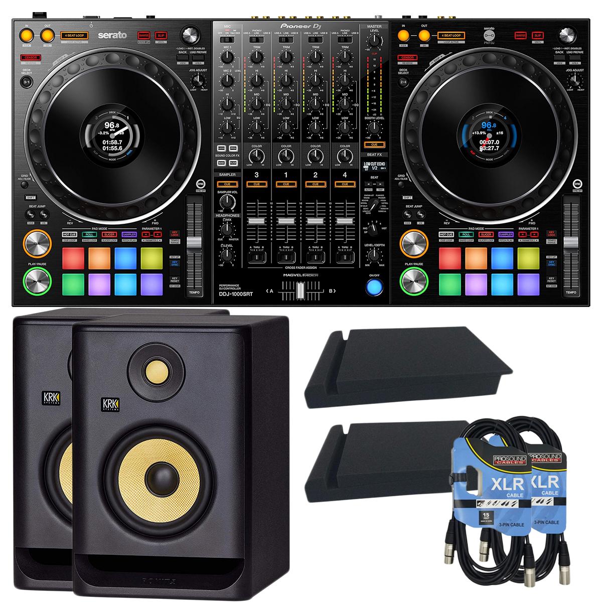-1Pioneer DJ DDJ-1000SRT