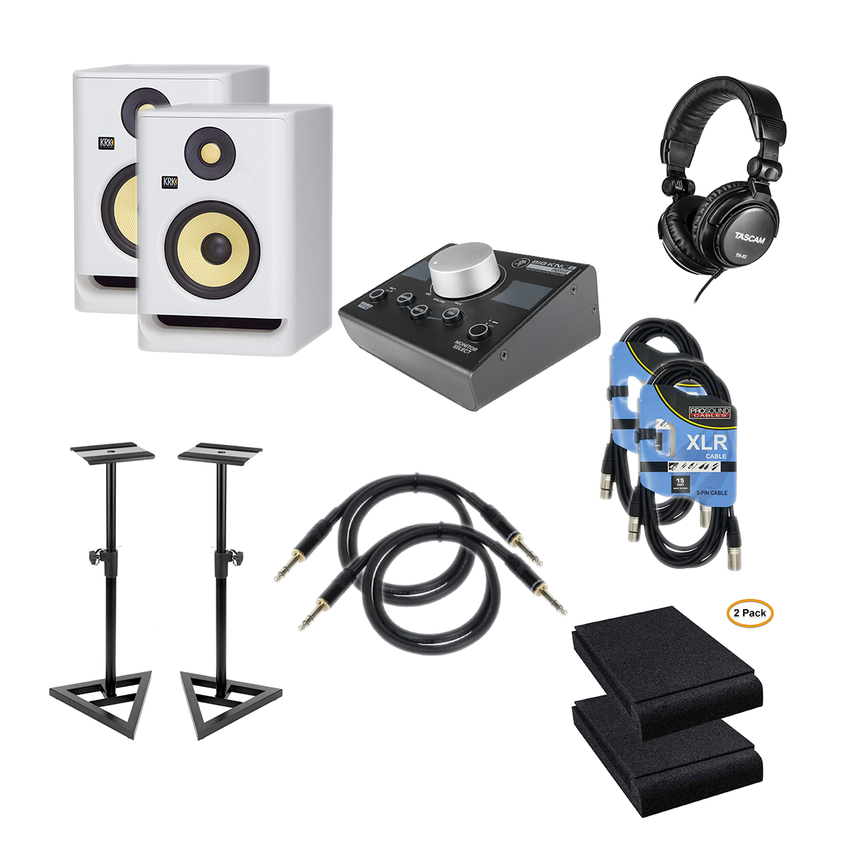 KRK-ROKIT-5-G4-5″-White-Pair-Mackie-Big-Knob-Passive-Studio-Monitor-Stand-2-Foam-Pads-XLR-Cables-2-14-Cables-2-Tascam-TH02.png