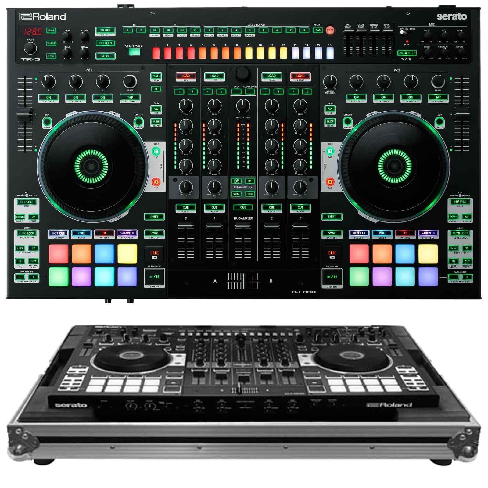 roland-dj-808-4-channel-mixer-dj-controller-with-odyssey-fzrodj808-flight-zone-low-profile-case-.jpg