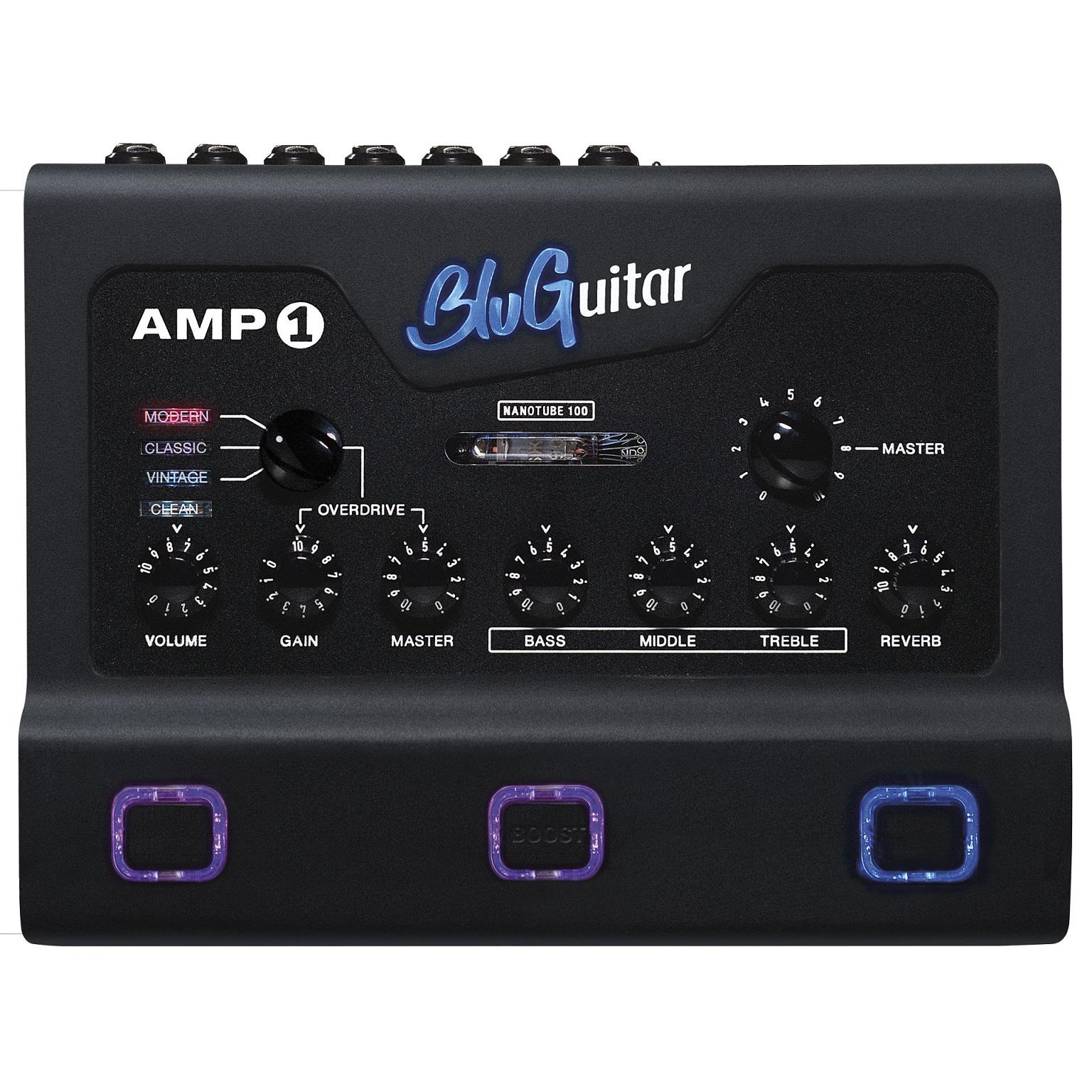 BluGuitar Amp1 Iridium Edition 1