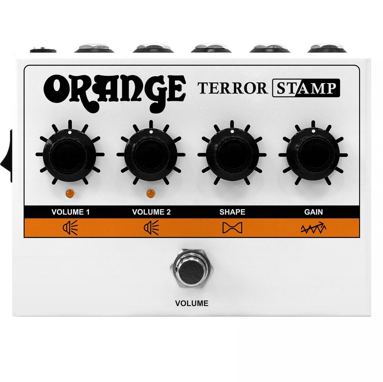 Orange Terror Stamp 1