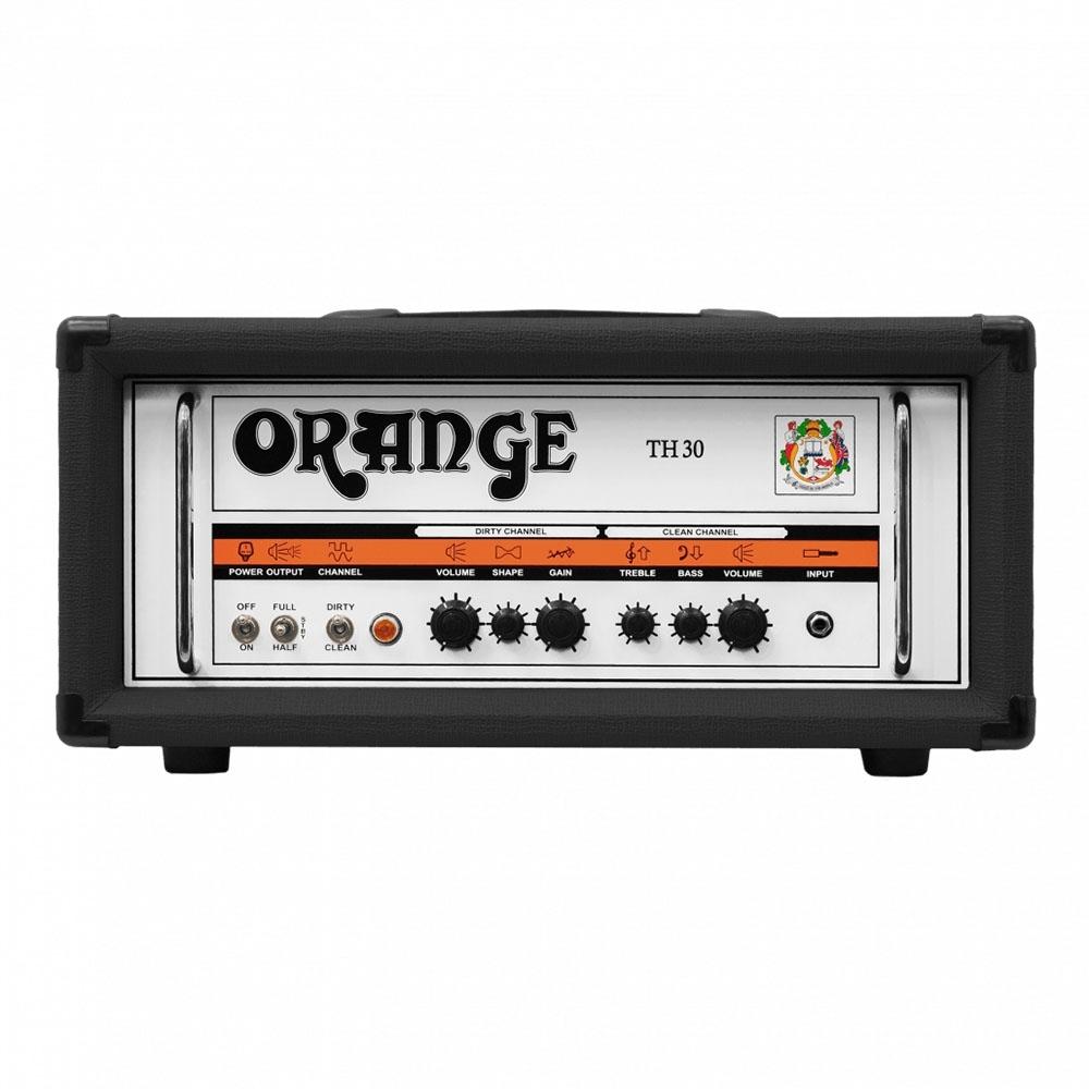 Orange TH30H Black 1